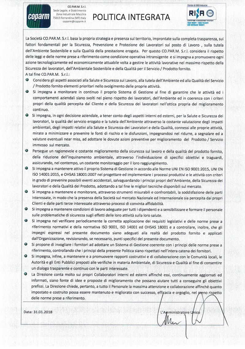 Politica_coparm_2018